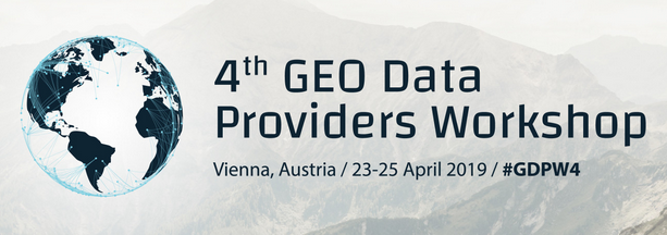 4th GEO Data Providers Workshop