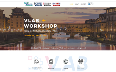 The Virtual Laboratory Platform (VLAB) Workshop